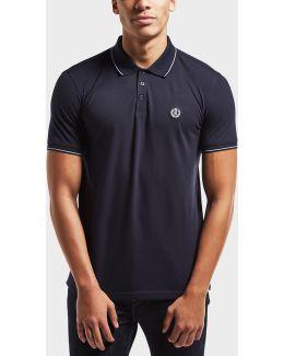 Abington Tipped Short Sleeve Polo Shirt