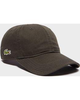 Gabardine Cap