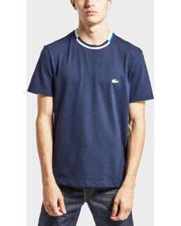 Rubber Cros Short Sleeve T-shirt
