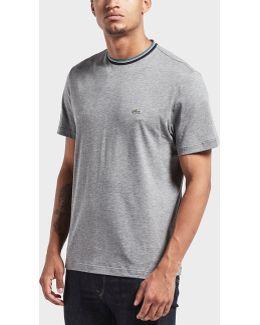 Ringer Crew Short Sleeve T-shirt