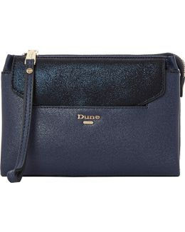 Ennie Removable Envelope Pouch Clutch Bag