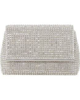 Everlina Diamante Embellished Clutch