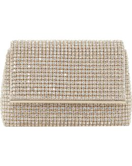 Everlina Diamante-embellished Clutch Bag