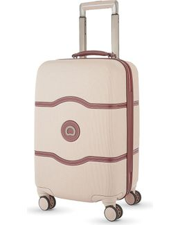 Châtelet Hard + Four-wheel Cabin Suitcase 55cm
