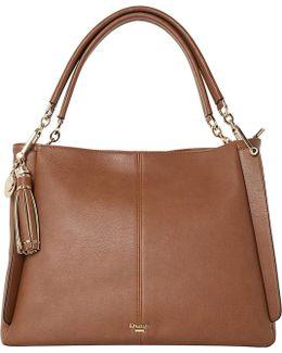 Disobelle Slouch Faux-leather Shoulder Bag