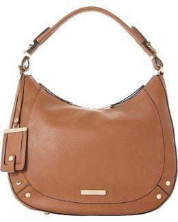 Datalie Faux-leather Shoulder Bag