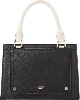 Dinidophie Top Handle Handbag