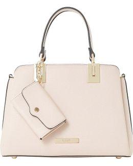 Dinidillier Faux-leather Shoulder Bag