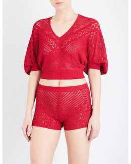 Beyond The Beach Knitted Top