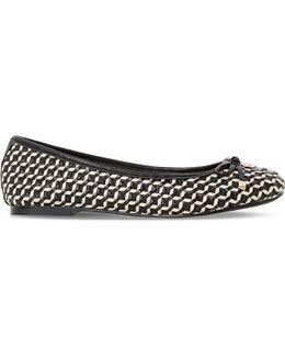 Hobbi Leather Ballet Flats