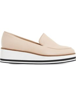 Genesis Suede Flatform Shoes