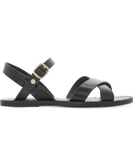 Laila Leather Sandals
