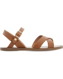 Laila Leather Sandals