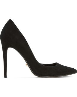 Aiyana Suede Courts