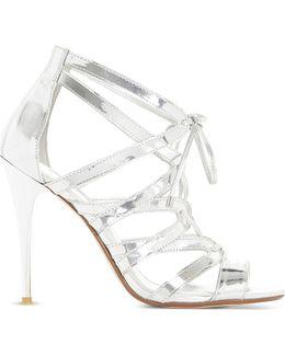 Mila Ghillie Lace Up Sandal