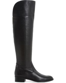 Taylor Leather Over-the-knee Boot