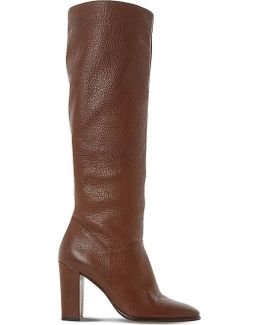 Stockard Leather Knee-high Boots