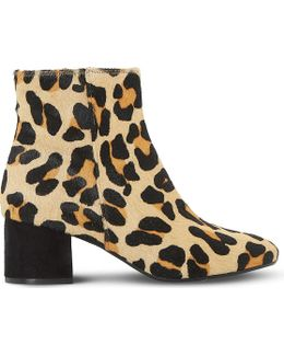 Packham Leather Ankle Boots