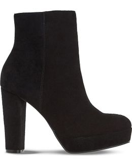 Ottawa Suede Ankle Boots