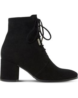 Olita Suede Ankle Boots