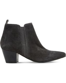 Perdy Suede Ankle Boot