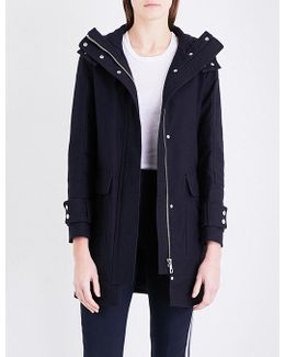 Willow Cotton-gabardine Coat