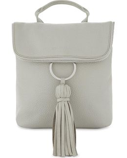 Verity Tassel Backpack
