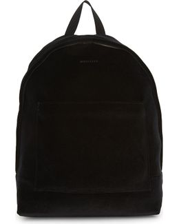 Crossly Velvet Backpack