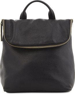 Verity Leather Backpack