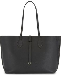 Regent Leather Tote