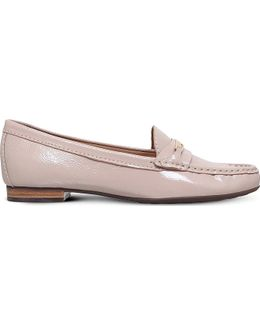 Charlotte Leather Loafers