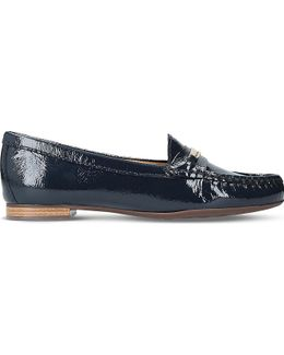 Charlotte Patent Leather Loafers