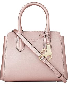 Cassandra Leather Tote