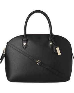 Camilla Bugatti Leather Tote