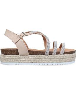 Ramone Flatform Espadrille Sandals