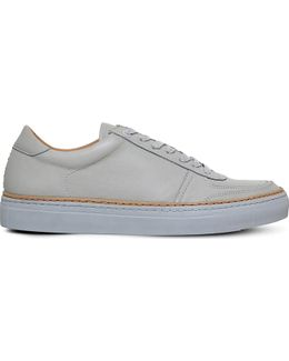Grand Low-top Leather Trainers