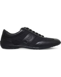 Lo Pro Leather Trainers