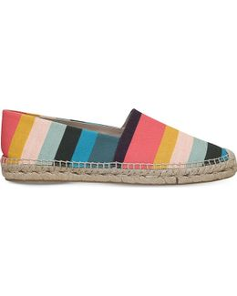 Sunny Striped Espadrilles