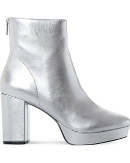 Peace Sm Leather Ankle Boot