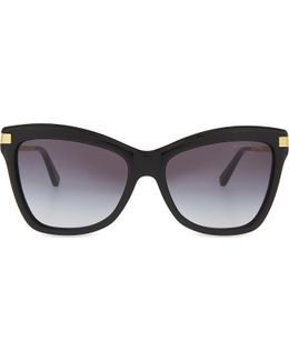 Mk2027 Audrina Iii Square-frame Sunglasses