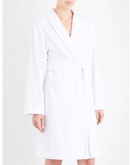 Plush Towelling Robe