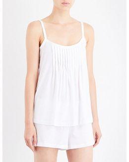 Juliet Cotton-jersey Pyjama Set