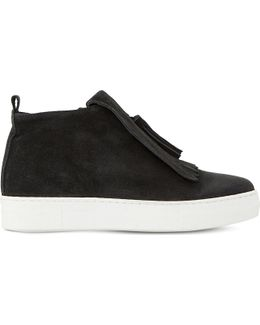 Emperor Suede High-top Trainers