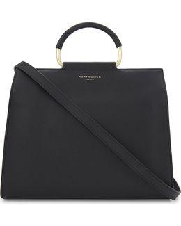 Heidi Leather Tote Bag