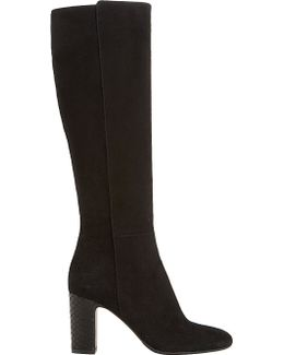 Suri Suede Knee-high Boots