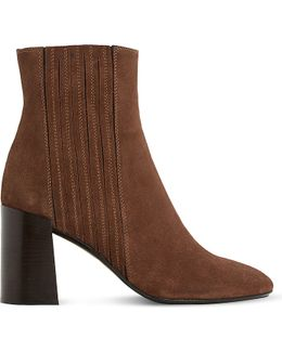 Packmore Suede Ankle Boots