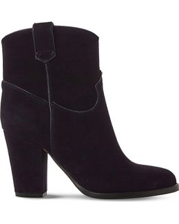 Padbury Suede Ankle Boots