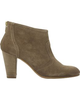 Poppey Suede Boots