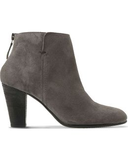 Pharah Suede Ankle Boots