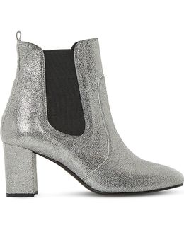 Parade Suede Chelsea Boots